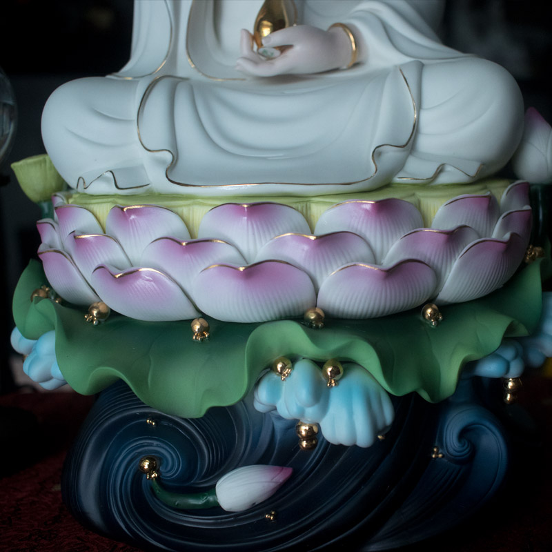 Tượng Phật Bà Quan Âm Tự Tại