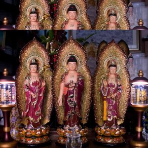 Tây Phương Tam Thánh Composite