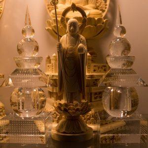Tháp Xá Lợi Khắc Bảo Khiếp Ấn