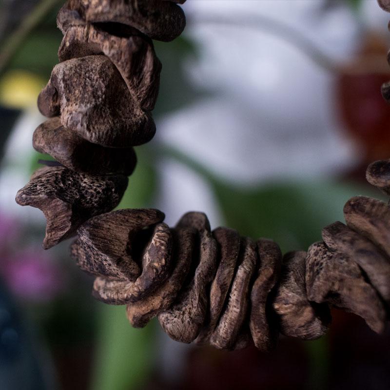 vòng tay trầm hương thiên nhiên