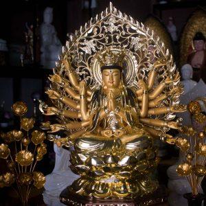 Tượng Phật Mẫu Chuẩn Đề
