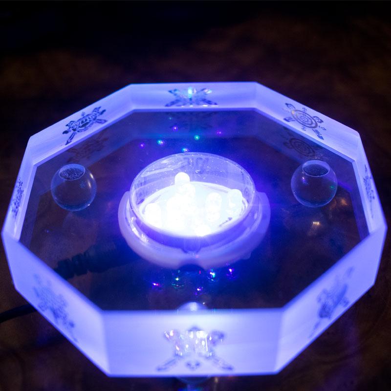 đế đèn tượng lưu ly