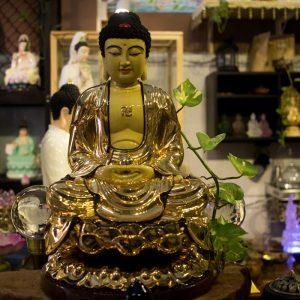 Tượng Phật Bổn Sư Thích Ca Bằng Đồng