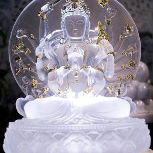 Tượng Phật Mẫu Chuẩn Đề Vương