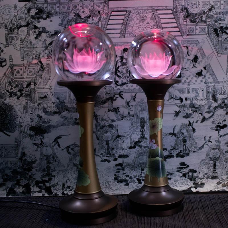 Đèn Bàn Thờ Phật