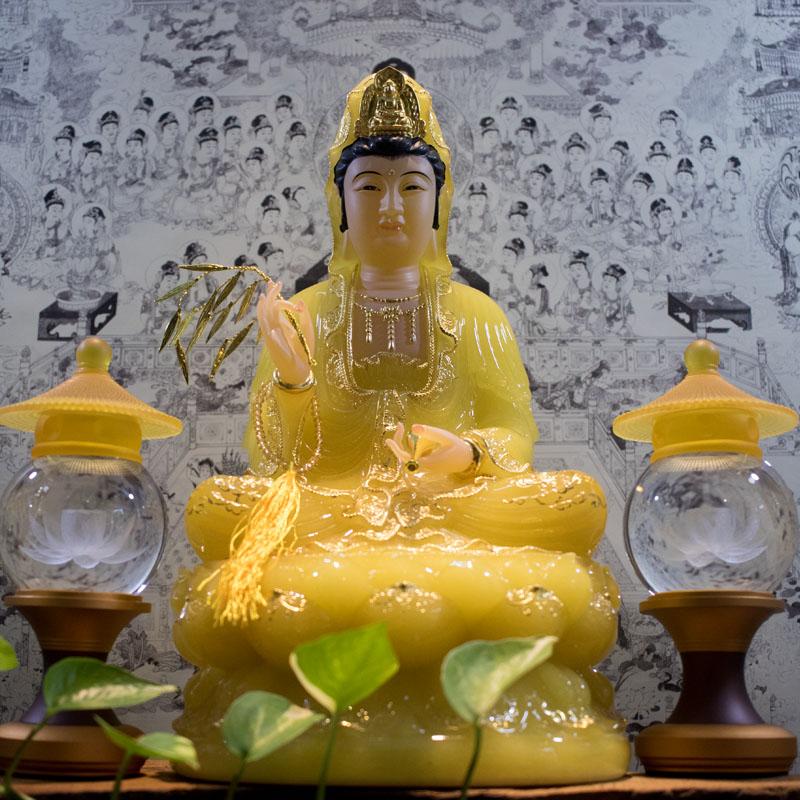 Tượng Phật Bà Quan Âm Đẹp