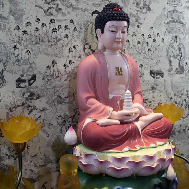 Tượng Phật Dược Sư