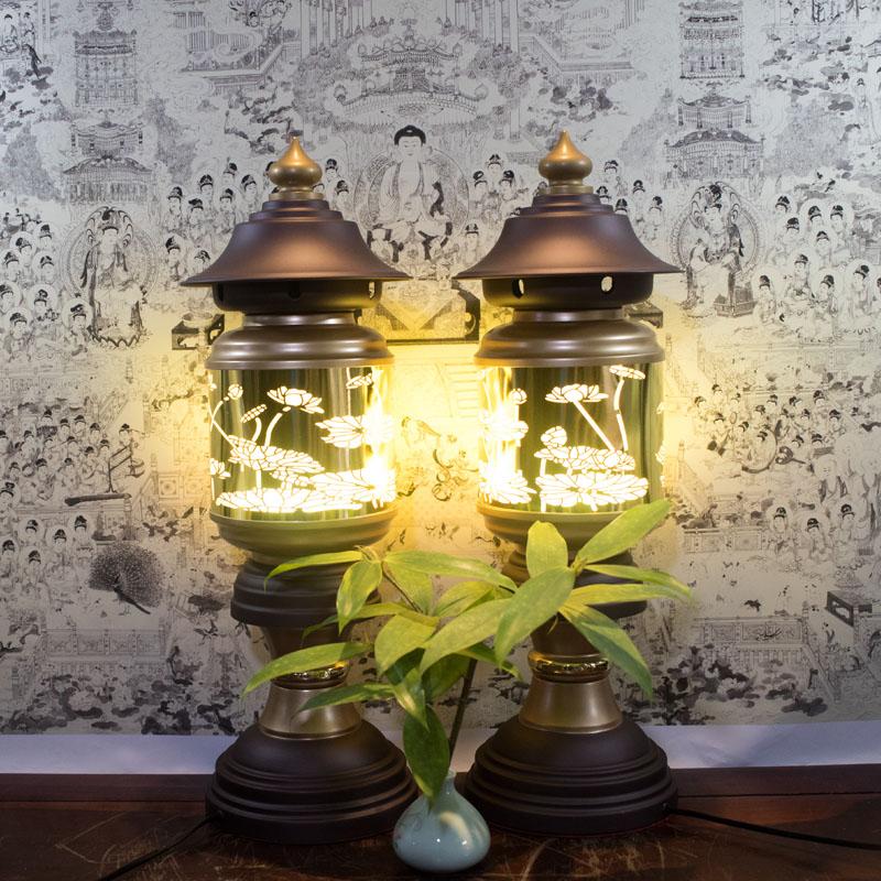 Đèn Thờ Phật