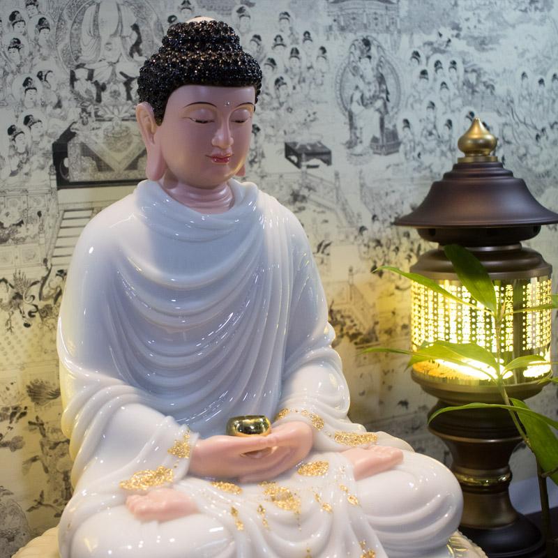 Tượng Phật Thích Ca Ngồi