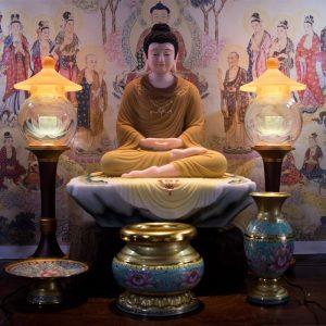 Tôn Tượng Phật Thích Ca