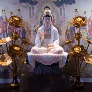 Mẫu Tượng Phật Quan Âm
