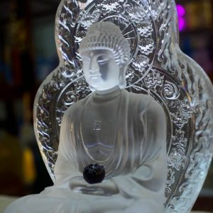 Tượng Phật A Di Đà Bằng Lưu Ly