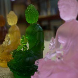 Tượng Dược Sư Lưu Ly Quang Vương Phật