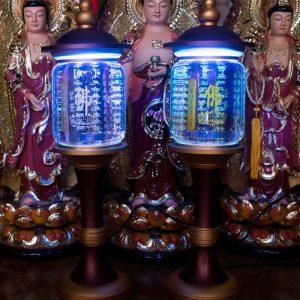 Đèn Điện Cúng Phật Gia Tiên
