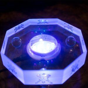 Đế Đèn Led Pha Lê