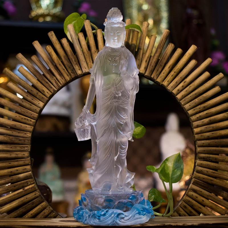 Bộ tượng 33 Ứng hóa thân Quan Âm bồ tát