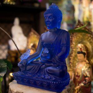 Tượng Thất Phật Dược Sư Lưu Ly