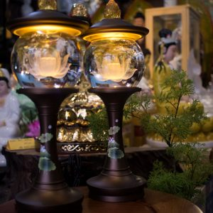 Đèn Điện Thờ Cúng