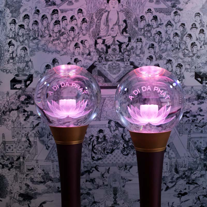 Đèn Điện Thờ Phật Đẹp