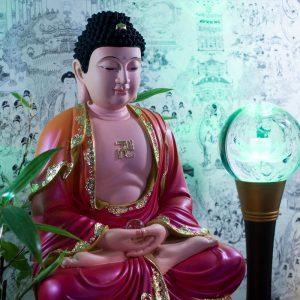 Tượng Phật Bổn Sư Thích Ca Bằng Poly
