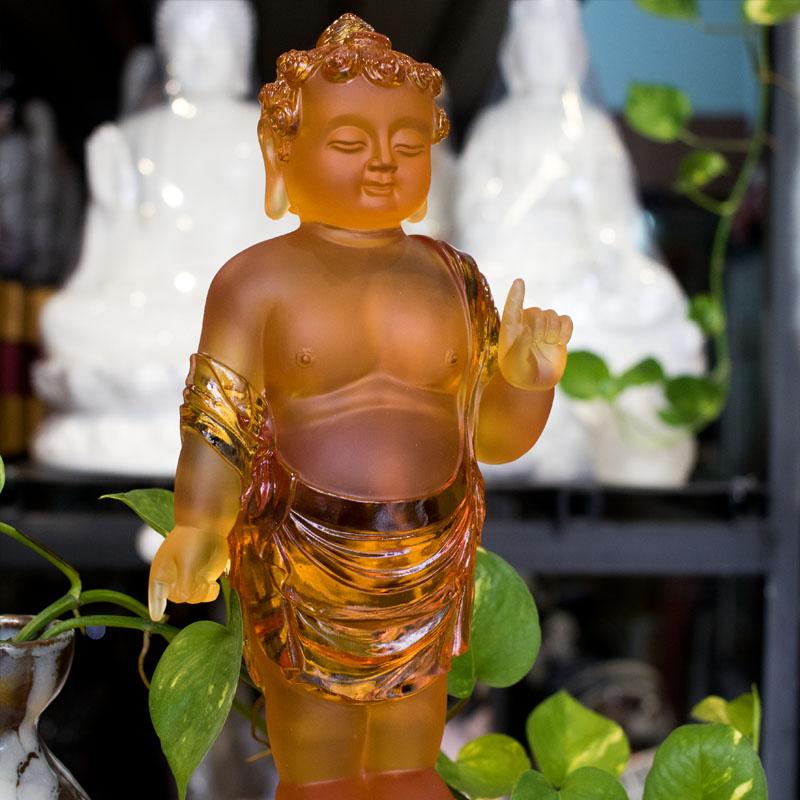Tượng Phật Đản Sanh