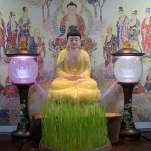 Tượng Đức Phật Dược Sư