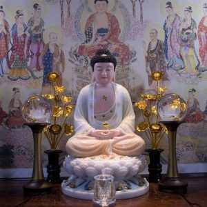 Tôn Tượng Phật A Di Đà