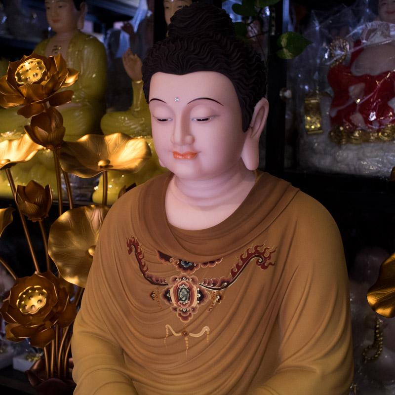 Tôn Tượng Phật Bổn Sư
