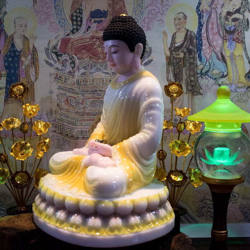 Mẫu tượng Phật Thích Ca