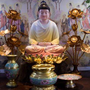 Tôn Tượng Phật Dược Sư