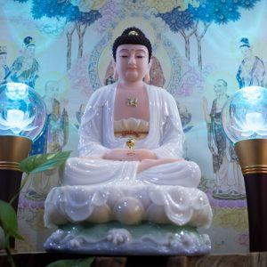 Tượng Phật Di Đà