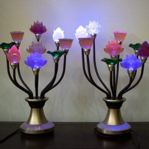 Đèn cúng bàn thờ