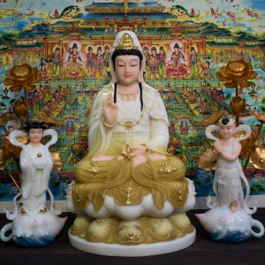 Tượng Phật Quán Âm