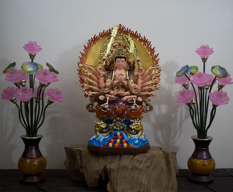 Tượng Phật Chuẩn Đề