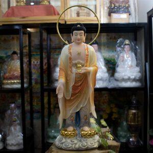 Phật A Di Đà đứng