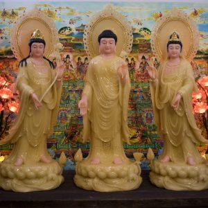 Phật Tây Phương Tam Thánh